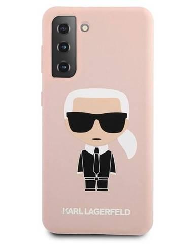 Kryt na mobil Karl Lagerfeld Iconic Full Body na Samsung Galaxy S21