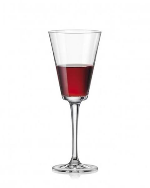 Crystalex Crystalex 6-dielna sada pohárov na víno JIVE, 170 ml