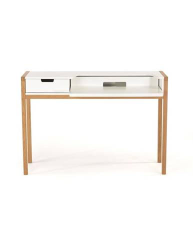 Pracovný stôl na laptop Woodman Farringdon