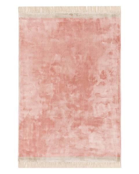 Asiatic Carpets Ružovo-sivý koberec Asiatic Carpets Elgin, 200 x 290 cm