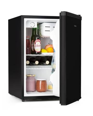 Klarstein Cool Kid, mini chladnička so 4 l mraziacim boxom, 66 l, 42 dB, A+, čierna