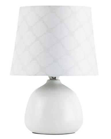Rabalux 4379 Ellie stolná lampa, biela