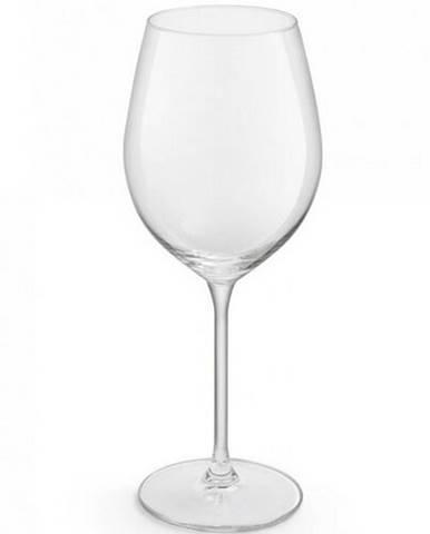 Royal Leerdam 6-dielna sada pohárov na víno DINING AT HOME, 410 ml
