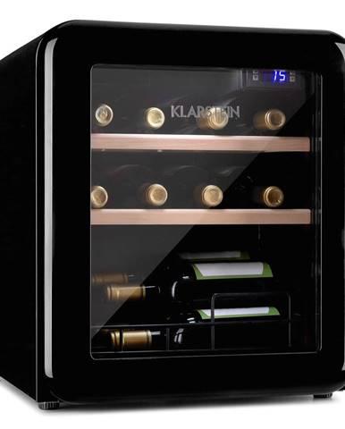 Klarstein Vinetage 12, chladnička na nápoje, chladnička, 46 litrov, 4-22°C, retro-dizajn