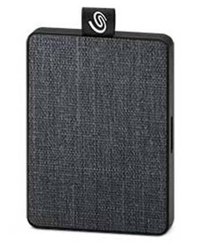 Externý SSD disk Seagate One Touch 1 TB, čierny ROZBALENÉ