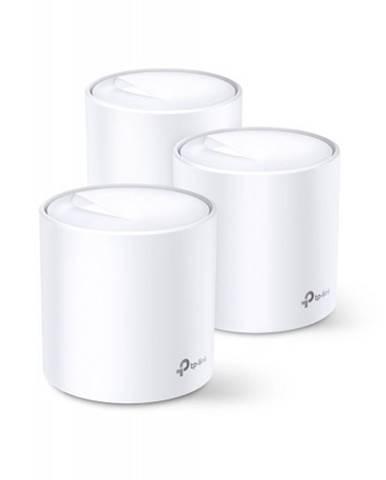 WiFi mesh TP-Link Deco X20, AX1800, 3-pack