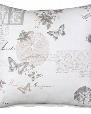 Dekoračný vankúš Fleur 45x45 cm%