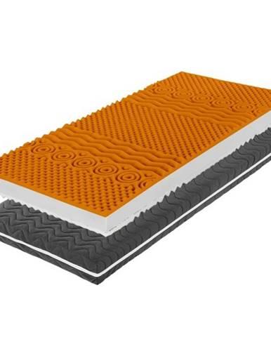 Matrac COLOR DREAMS NEW sivá, 110x200 cm