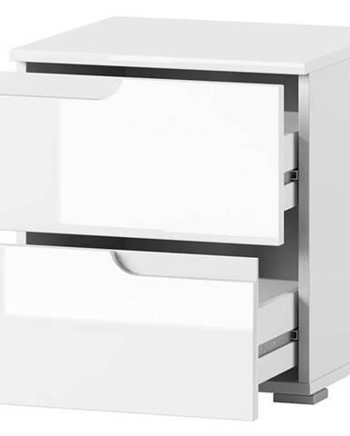 Szynaka Nočný stolík Selene 32 biela