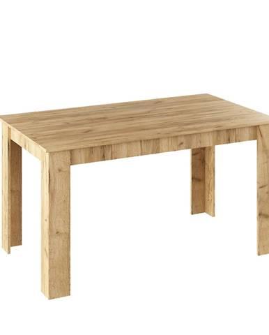 Jedálenský stôl dub artisan 140x80 GENERAL NEW