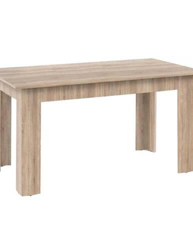 Jedálenský stôl dub sonoma 140x80 GENERAL NEW