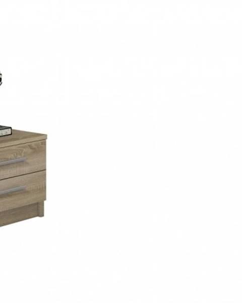 OKAY nábytok Nočný stolík Sagar