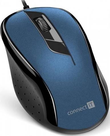 Myš Connect IT CMO-1200-BL