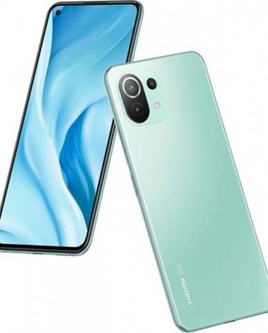 Mobilný telefón Xiaomi Mi 11 Lite 5G 6 GB/128 GB, zelený