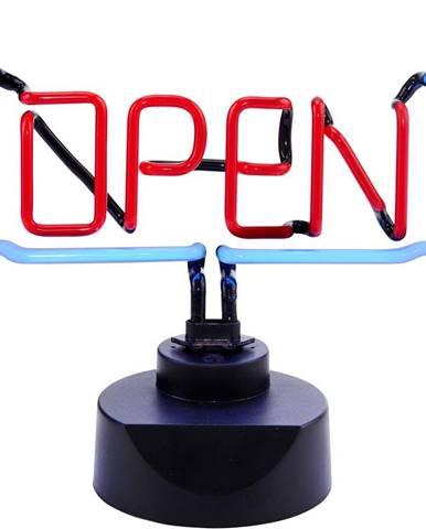 """OPEN Neónová lampa """"Open"""""""