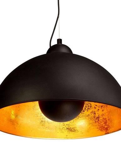 SATELLIGHT Lampa - čierna/zlatá