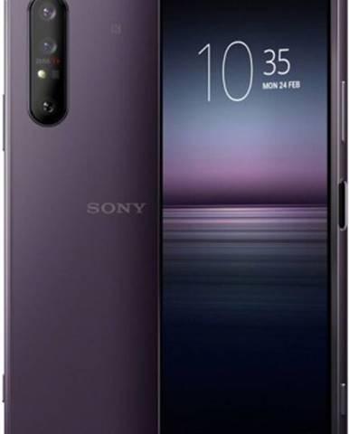 Mobilný telefón Sony Xperia 1 II 8GB/256GB, fialová