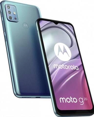 Mobilný telefón Motorola Moto G20 NFC 4 GB/64 GB, modrý