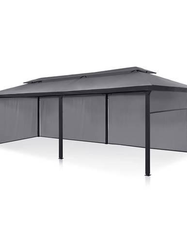 Blumfeldt Grandezza Cortina, záhradný pavilón, 3 × 6 m, 4 bočné diely