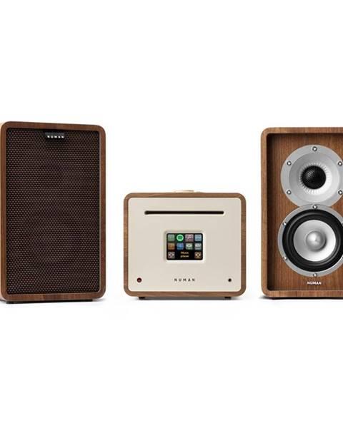 Numan Numan Unison Retrospective 1979S Edition - stereo zariadenie, zosilňovač, reproduktory + kryt