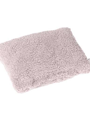Brunolie Lilly, vankúš pre psa, 25 × 6 × 20 cm, polyesterový plyš, flís, možnosť prania