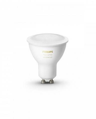LED žiarovka Philips Hue Bluetooth 5W, GU10, White Ambiance (2ks) (8718699629298)