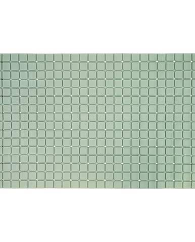 Kúpeľňová predložka Sophia zelená, 39 x 69 cm