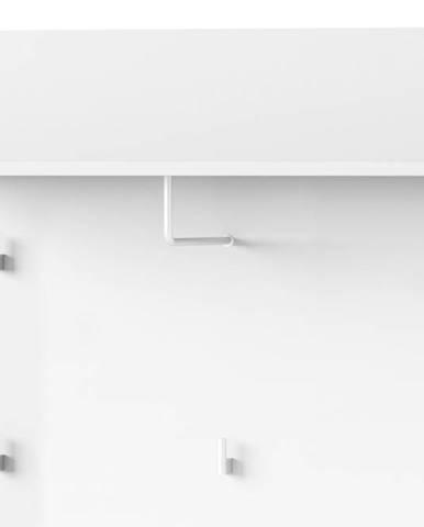Szynaka Vešiakový panel Selene 20 biela