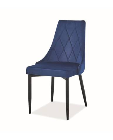 Signal Jedálenská stolička TRIX B Velvet