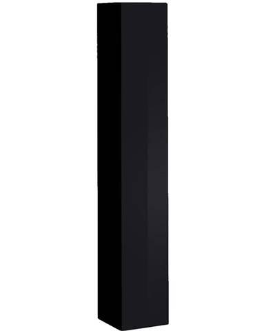 Závesná skrinka Switch SW1 čierna