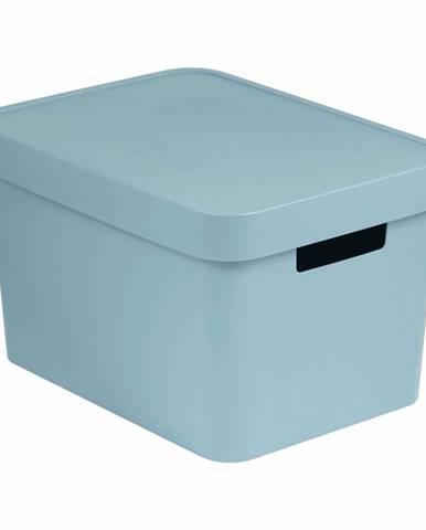 CURVER INFINITY 17L úložný box 36 x 22 x 27 cm sivý