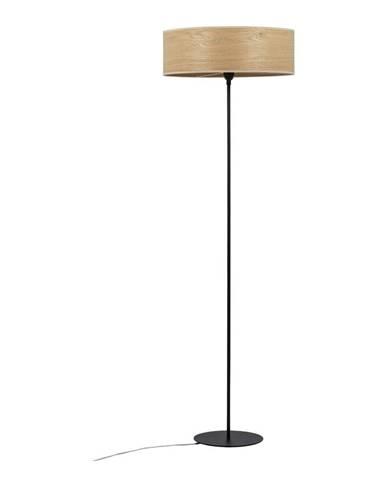 Závesné svietidlo s objímkou z dreva dubu Sotto Luce TSURI XL
