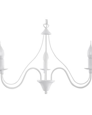 Biele stropné svietidlo Nice Lamps Floriano 3