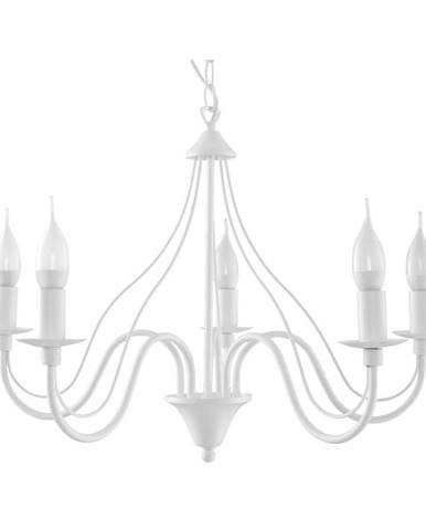 Biele stropné svietidlo Nice Lamps Floriano 5