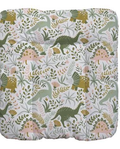 Vankúš na sedenie Mr. Little Fox Friendly Dinosaurs, 75 x 70 cm