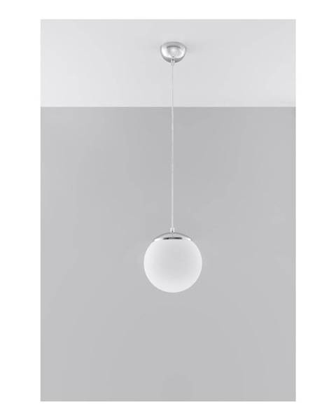 Nice Lamps Biele stropné svietidlo Nice Lamps Bianco 20