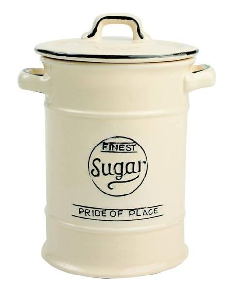 T&G Woodware Krémovobiela keramická dóza na cukor T&G Woodware Pride of Place