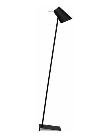Čierna stojacia lampa Citylights Cardiff