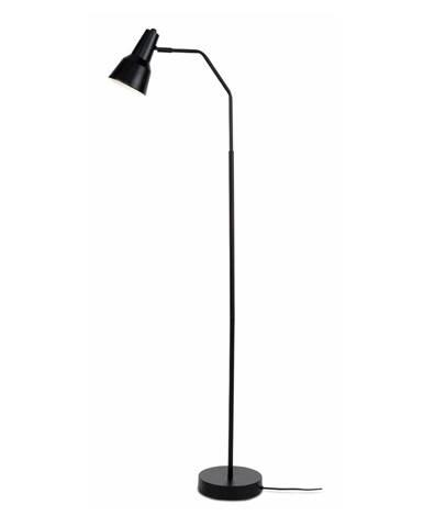 Čierna stojacia lampa Citylights Valencia