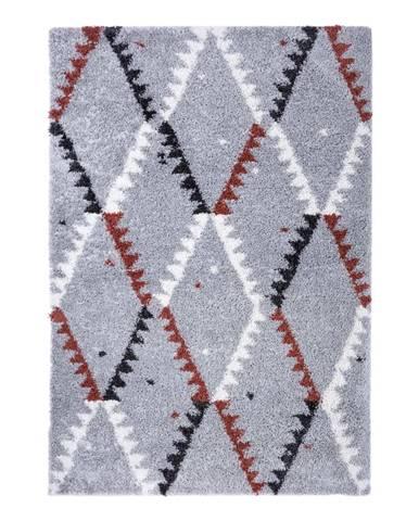 Sivý koberec Mint Rugs Lark, 120 x 170 cm