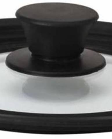 Pokrievka univerzálna silikón + sklo na panvicu (o16/18/20)