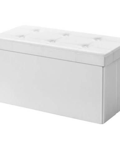 Lavica LSF10 biela