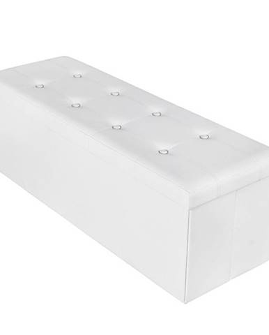 Lavica LSF702 biela
