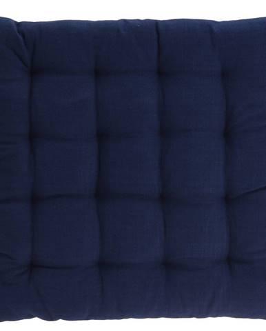 Sedák Tedy tmavomodrá, 40 x 40 cm
