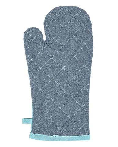 Trade Concept Chňapka s magnetom Heda modrá, 18 x 32 cm