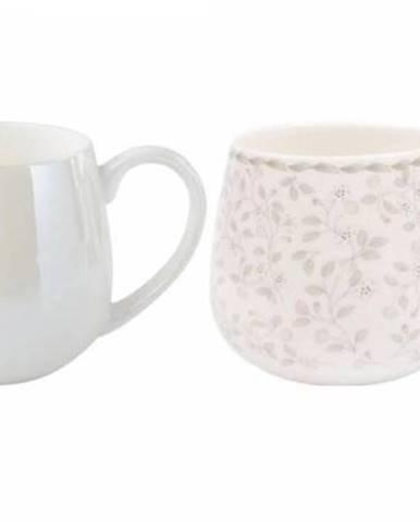 Hrnček porcelán MAGNAT, 440 ml, mix dva vzory