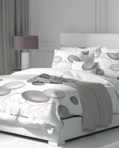 Kvalitex Bavlnené obliečky Zen, 140 x 200 cm, 70 x 90 cm