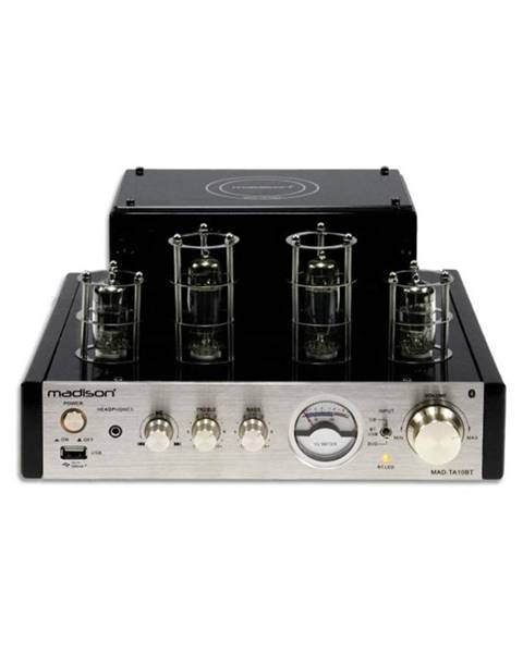 Madison Madison MAD-TA10BT, 2 x 25 W RMS, elektrónkový zosilňovač, bluetooth, USB, line