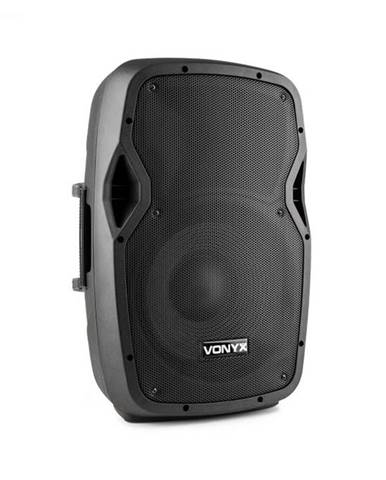 "Vonyx AP1200ABT MP3, hi-end aktívny reproduktor, 600 W, 12"", bluetooth, MIC-IN, SD"