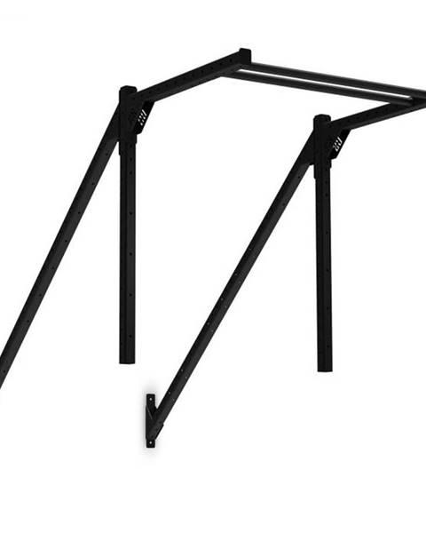 Capital Sports Capital Sports Ringtop 150, čierna, horná nadstavba, inštalácia na stenu, kov